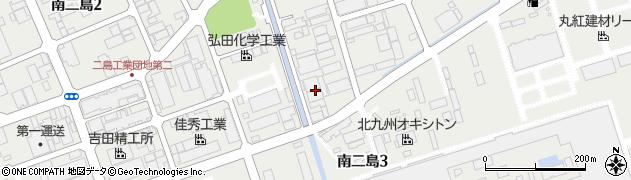 前村工業株式会社周辺の地図