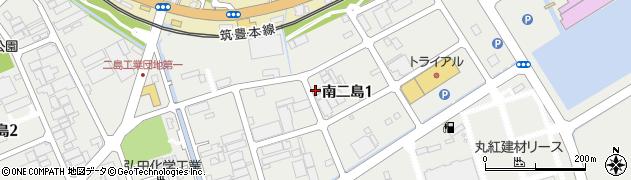 三養基レックス株式会社周辺の地図