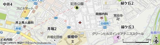 福岡県北九州市小倉北区高峰町14周辺の地図