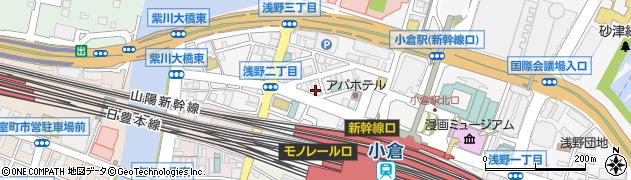 株式会社世良商店周辺の地図