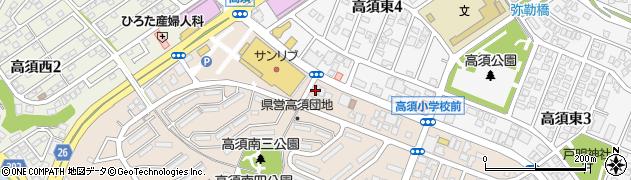 誠勝館周辺の地図