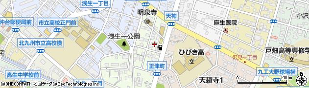 アンズANZU事務所周辺の地図