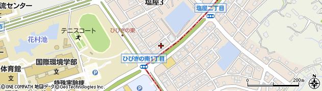 株式会社サンクレッション周辺の地図