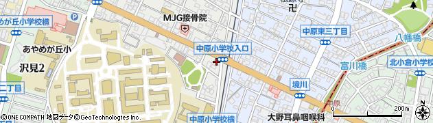 代行運転ZERO周辺の地図