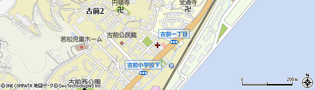 興泉寺周辺の地図