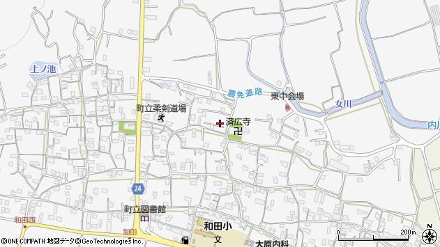 〒644-0044 和歌山県日高郡美浜町和田の地図