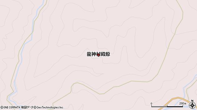 〒645-0413 和歌山県田辺市龍神村殿原の地図
