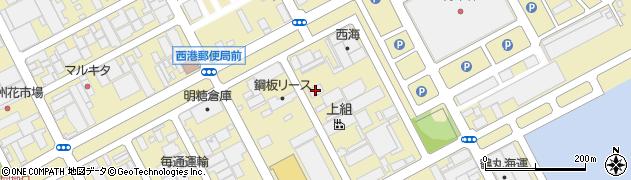 セゾン株式会社周辺の地図