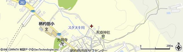 福岡県北九州市門司区柄杓田周辺の地図