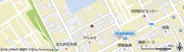 株式会社コーヨー周辺の地図