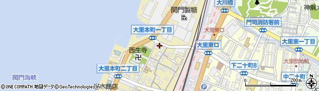 株式会社金田商店周辺の地図