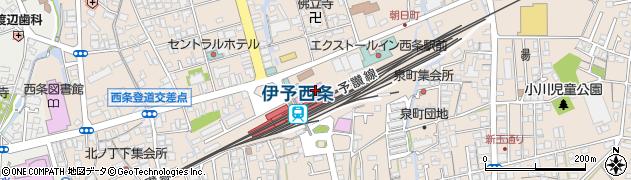 四国鉄道文化館北館周辺の地図