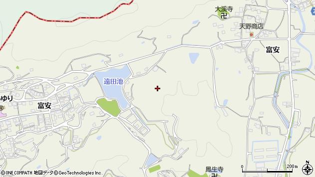 〒644-0014 和歌山県御坊市湯川町富安の地図