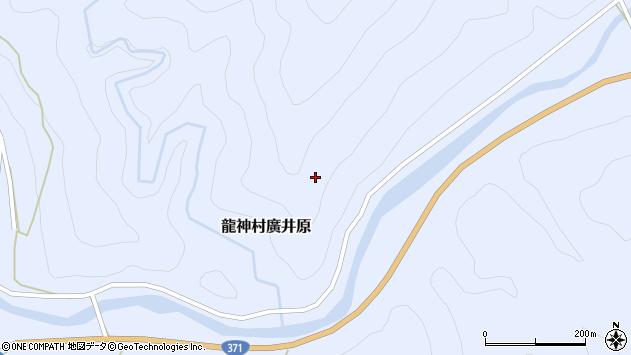 〒645-0523 和歌山県田辺市龍神村広井原の地図