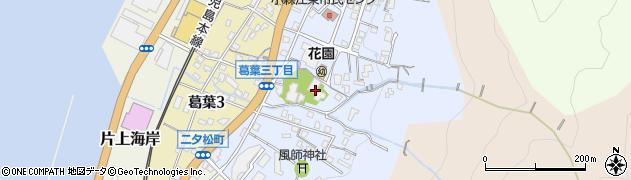 徳念寺周辺の地図
