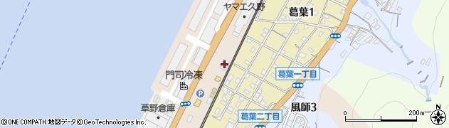 株式会社村田蒲鉾店周辺の地図