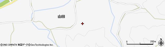 善入寺周辺の地図