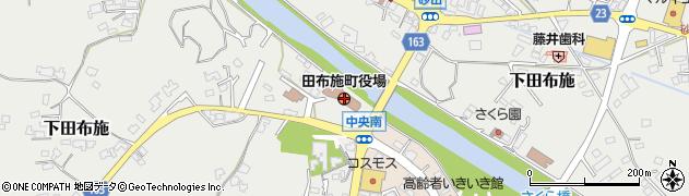 山口県熊毛郡田布施町周辺の地図