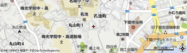 日薫寺周辺の地図