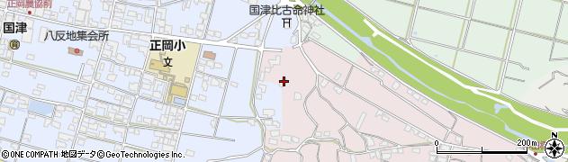 櫛玉比賣命神社周辺の地図