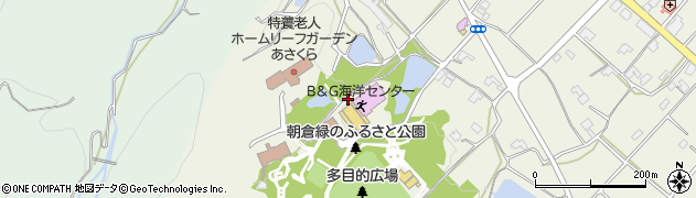 愛媛県今治市朝倉下(乙)周辺の地図