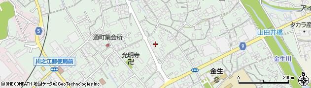 速玉神社周辺の地図