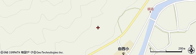山口県岩国市由宇町(横道)周辺の地図