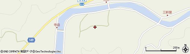 山口県岩国市由宇町中村4135周辺の地図