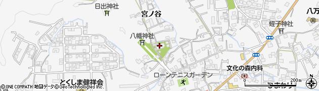 長久寺周辺の地図