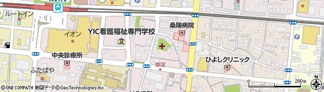 天御中主神社周辺の地図