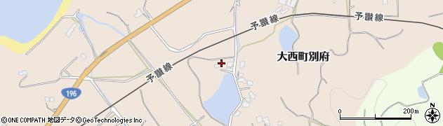国恩寺周辺の地図