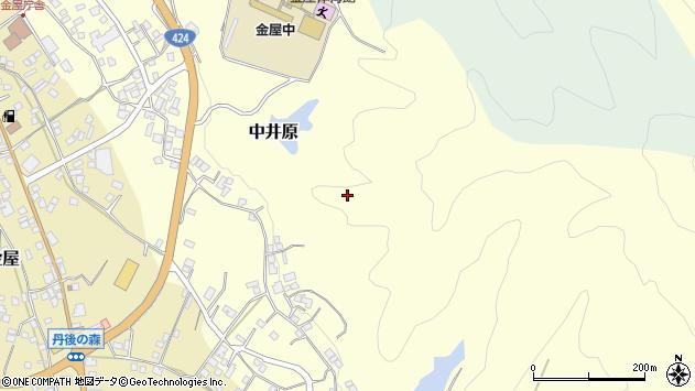 〒643-0153 和歌山県有田郡有田川町中井原の地図