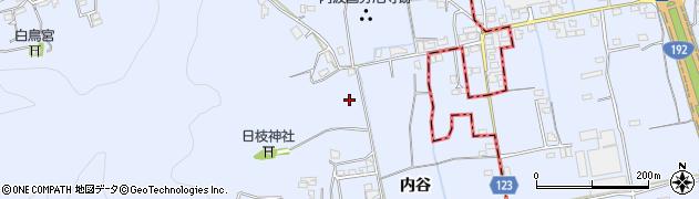 徳島県石井町(名西郡)石井(内谷)周辺の地図