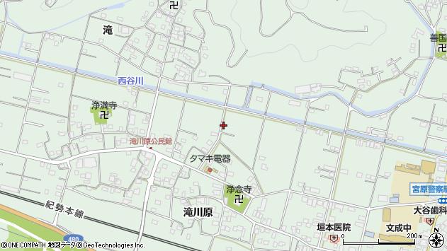 〒649-0435 和歌山県有田市宮原町滝川原の地図