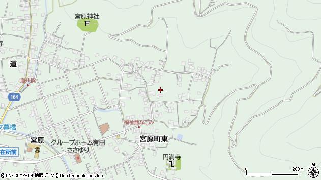 〒649-0432 和歌山県有田市宮原町東の地図