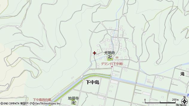 〒649-0301 和歌山県有田市下中島の地図
