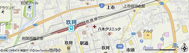 正光寺周辺の地図