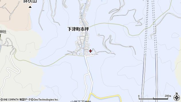〒649-0145 和歌山県海南市下津町市坪の地図