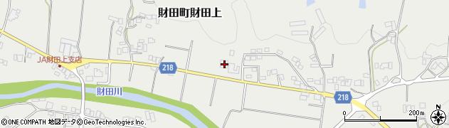 品福寺周辺の地図