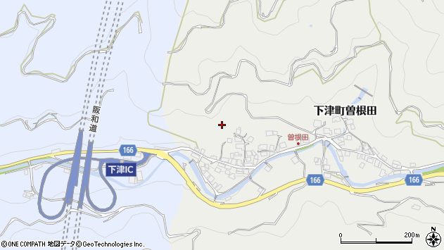 〒649-0151 和歌山県海南市下津町曽根田の地図