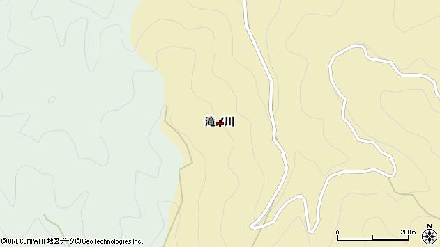 〒640-1362 和歌山県海草郡紀美野町滝ノ川の地図