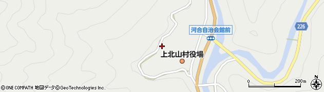 ヒルクライム大台ヶ原事務局周辺の地図