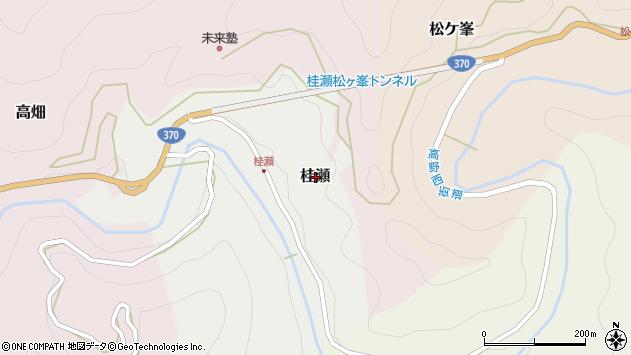 〒640-1211 和歌山県海草郡紀美野町桂瀬の地図