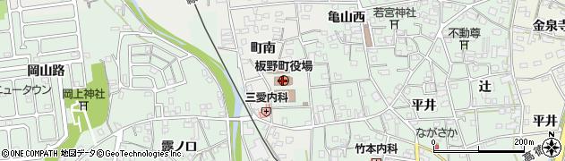 徳島県板野町(板野郡)周辺の地図