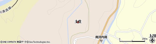 山口県岩国市土生周辺の地図