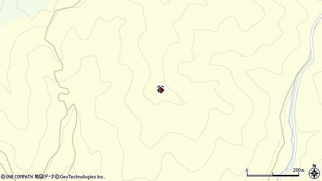 〒640-1352 和歌山県海草郡紀美野町谷の地図