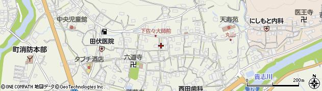東松商店周辺の地図