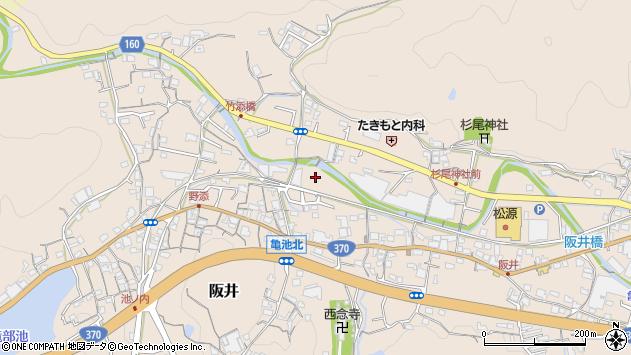 〒642-0024 和歌山県海南市阪井の地図