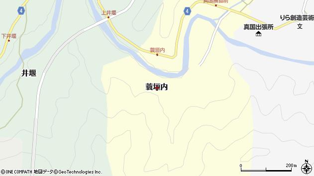 〒640-1206 和歌山県海草郡紀美野町蓑垣内の地図