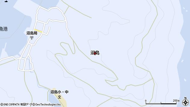 〒656-0961 兵庫県南あわじ市沼島の地図